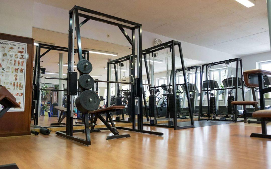 Schließung Fitnessstudios!!!!