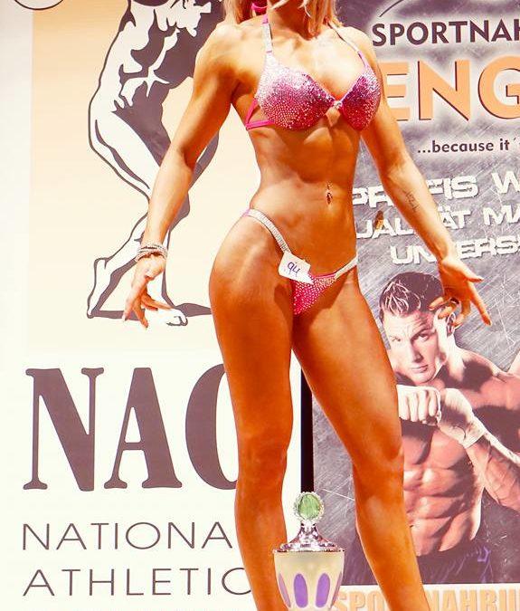 Süd Deutsche Meisterschaft Figur & Body NAC