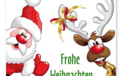 Öffnungszeiten am Weihnachten 2018